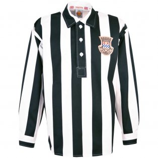 St Mirren 1944-1957 Retro Football Shirt