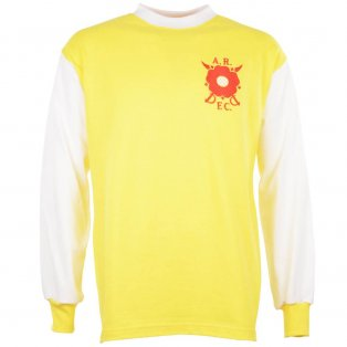 Albion Rovers 1964-1965 Retro Football Shirt
