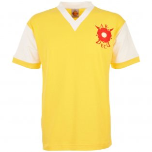 Albion Rovers 1961-1964 Retro Football Shirt