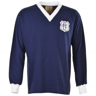 Dundee 1960s Retro Football Shirt