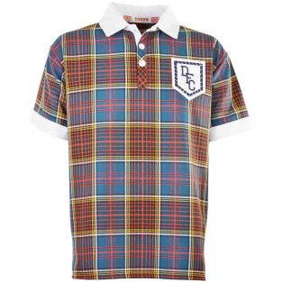 Dundee 1953 South Africa Tour Retro Football Shirt