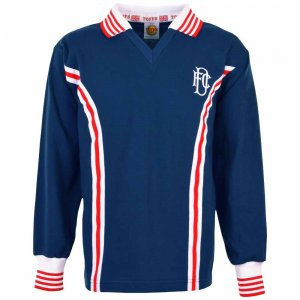 Dundee 1977-1978 Home Retro Football Shirt