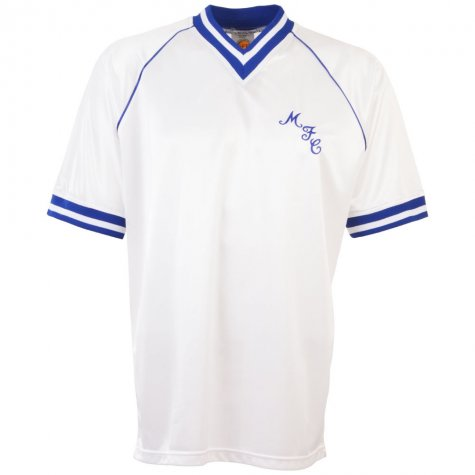 Montrose 1985 Champions Away Retro Football Shirt