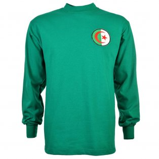 Algeria 1960s and 1970s Retro Football Shirt