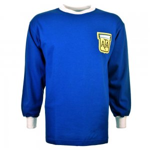 Argentina 1982 World Cup Away Retro Football Shirt