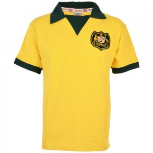 Australia 1974 World Cup Qualifying Retro Football Shirt