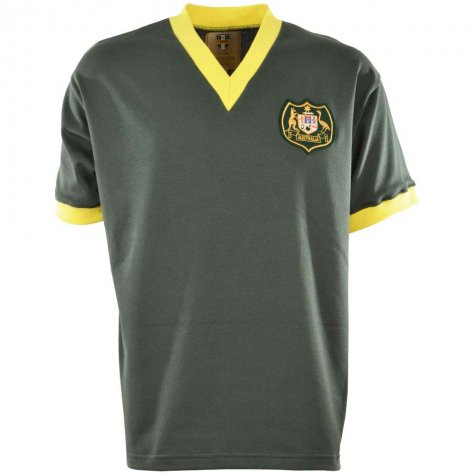 Australia 1960s Away Retro Football Shirt
