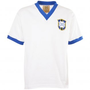 Brazil 1949 Away Retro Football Shirt