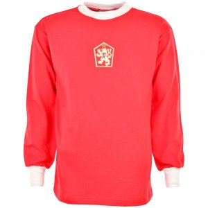 Czechoslovakia 1960s Retro Football Shirt