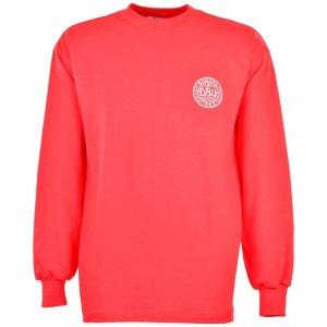 Denmark 1960s Retro Football Shirt