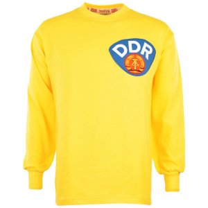 East Germany Croy 1974 World Cup Retro Goalkeeper Shirt