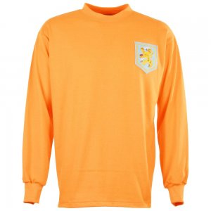 Holland 1960s Blue Badge Retro Football