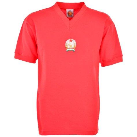 Hungary 1954 World Cup Final Retro Football Shirt