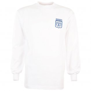Israel 1960s Retro Football Shirt