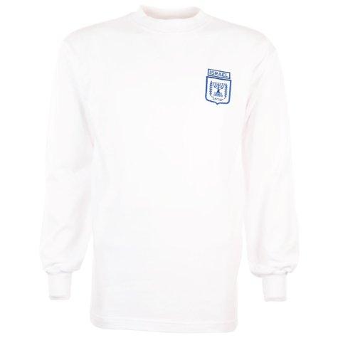 Israel 1960s Retro Football Shirt