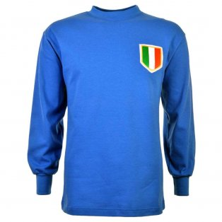 Italy 1949 Retro Football Shirt