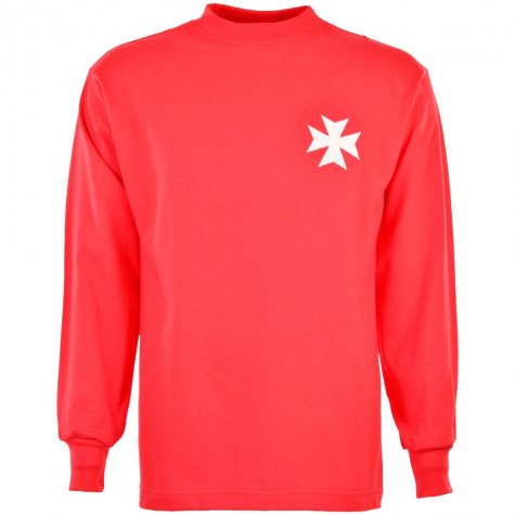 Malta 1960 Retro Football Shirt