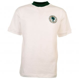 Nigeria 1976 Africa Nations Cup Retro Football Shirt