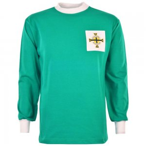 Northern Ireland 1965-1971 Retro Football Shirt