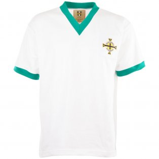 Northern Ireland 1961-64 Away Retro Football Shirt