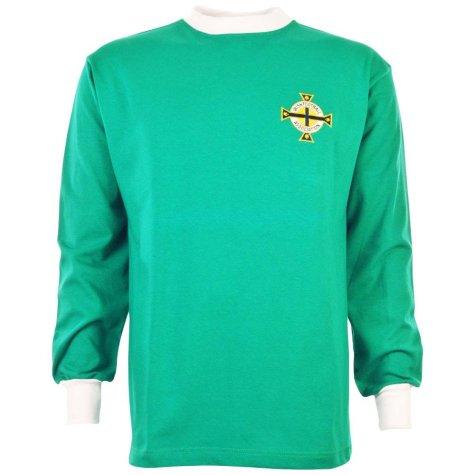 Northern Ireland 1969-1974 Retro Football Shirt