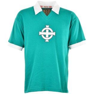 Northern Ireland Late 1970s Retro Football Shirt