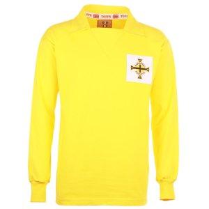 Northern Ireland Jennings Retro Goalkeeper Shirt
