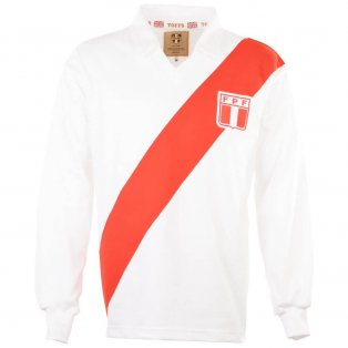 Peru 1978 World Cup Retro Football Shirt