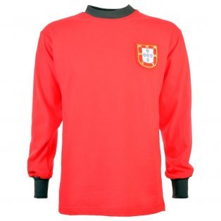 Portugal 1966 World Cup Retro Football Shirt
