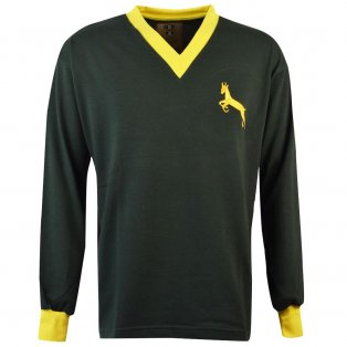 South Africa 1950s Retro Football Shirt