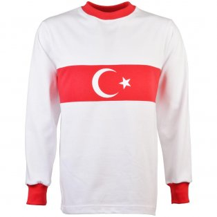 Turkey 1970 Retro Football Shirt