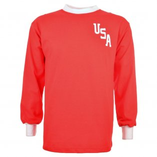 USA 1975 Retro Football Shirt