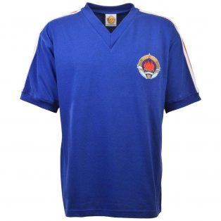 Yugoslavia 1974 World Cup Retro Football Shirt