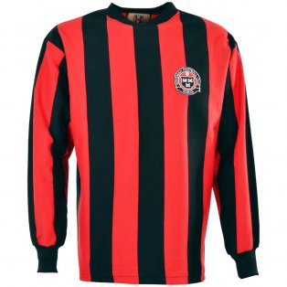 Bohemian FC 1970s Retro Football Shirt