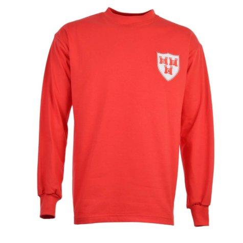 Shelbourne 1960s Retro Football Shirt