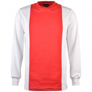Ajax 1970s No. 14 Retro Football Shirt