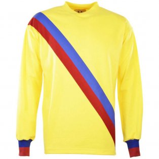 Barcelona 1970s Away Retro Football Shirt