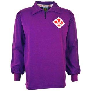 Fiorentina 1940s Retro Football Shirt