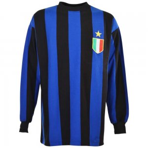 Internazionale 1970-1971 Retro Football Shirt