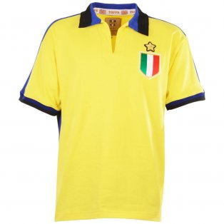 Internazionale 1980-1981 Retro Football Shirt 1bd3b07a2