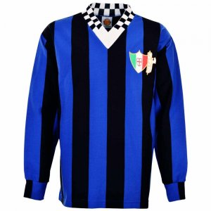 Inter Milan 1930s Retro Football Shirt