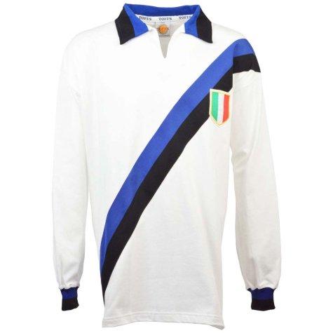 Internazionale 1963-1964 Scudetto Retro Shirt