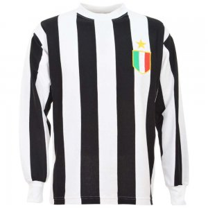 Juventus 1960s Retro Football Shirt