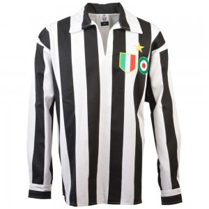 Juventus 1960-1961 Retro Football Shirt