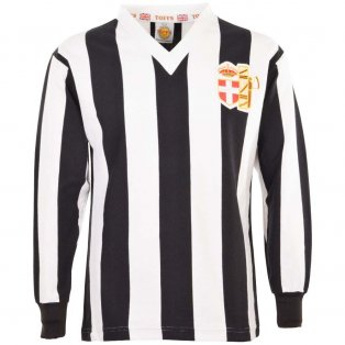 Juventus 1930s Retro Football Shirt