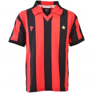 AC Milan 1980s Retro Football Shirt