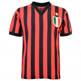 A C Milan 1979-1980 Retro Football Shirt