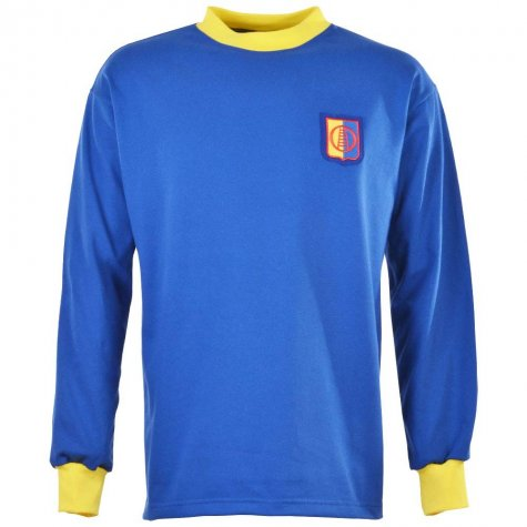 Verona 1960s Retro Football Shirt