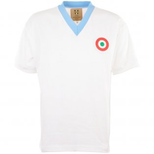 Lazio 1958-1959 Retro Football Shirt