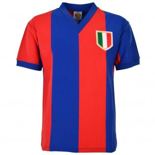 Bologna 1964-65 Campionato Retro Football Shirt